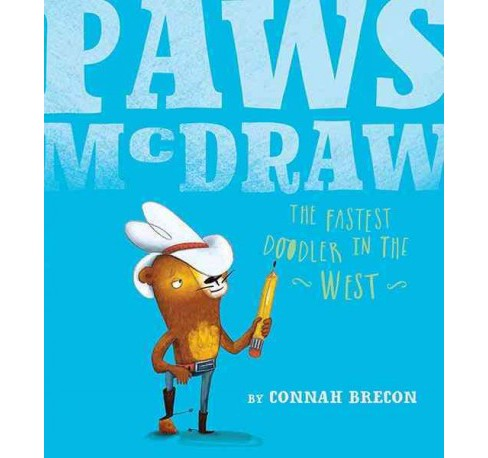 Paws McDraw (Hardcover) (Connah Brecon) - image 1 of 1