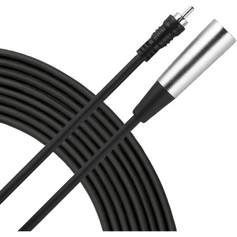 Livewire Essential Interconnect Cable RCA Male to XLR Male - image 1 of 2