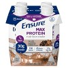 Ensure Max Protein Nutritional Shake - Mocha - 4ct/44 fl oz Total - image 4 of 4