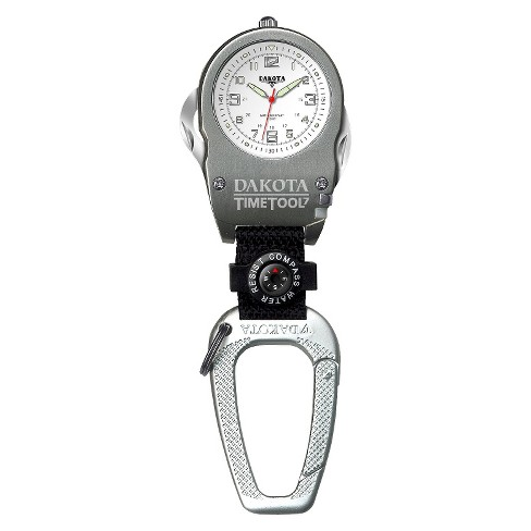 Men's Dakota Multi-Purpose Tool Clip Watch - image 1 of 2
