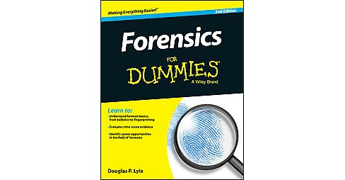 Forensics for Dummies (Paperback) (M.d. D. P. Lyle) - image 1 of 1