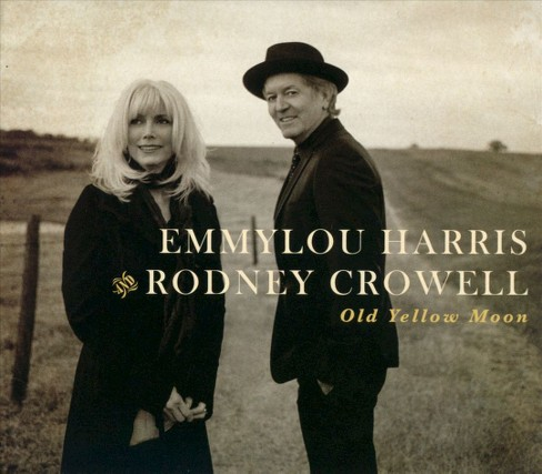 Emmylou harris - Old yellow moon (CD) - image 1 of 1