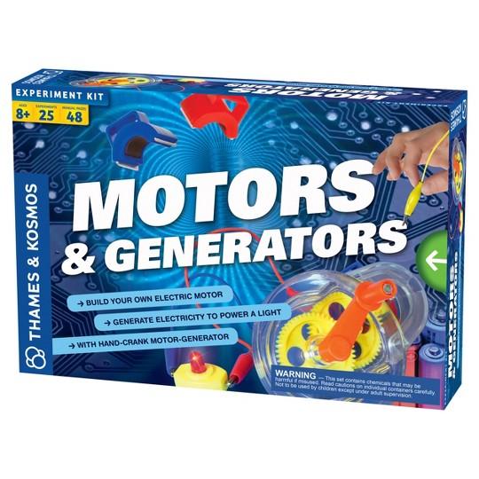 Thames & Kosmos Motors & Generators image number null