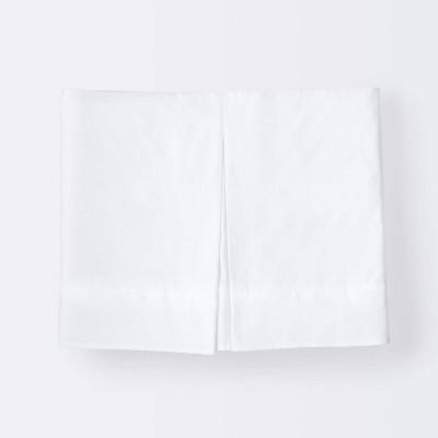 Crib Skirt Pleated - Cloud Island™ White