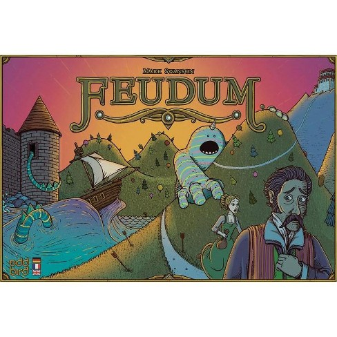 Feudum Board Game - image 1 of 2
