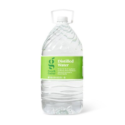 Distilled Water 1gal Good Gather