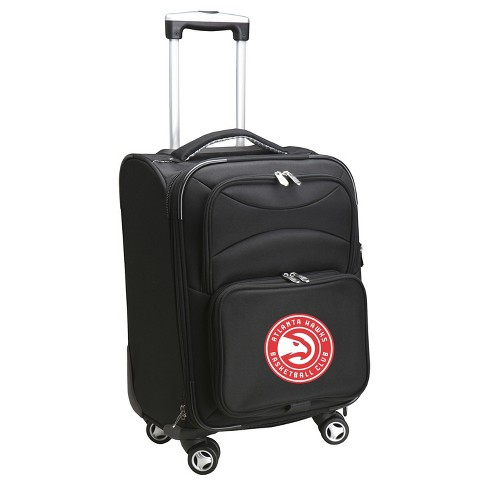 NBA® Atlanta Hawks Mojo Spinner Carry On Suitcase - image 1 of 5