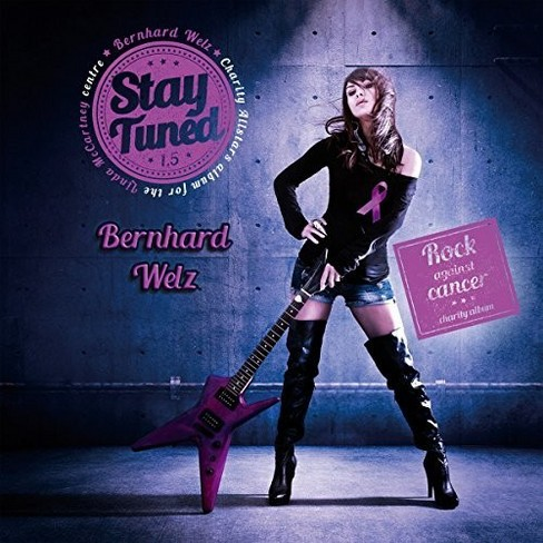 Bernhard Welz - Stay Tuned 1.5 (CD) - image 1 of 1