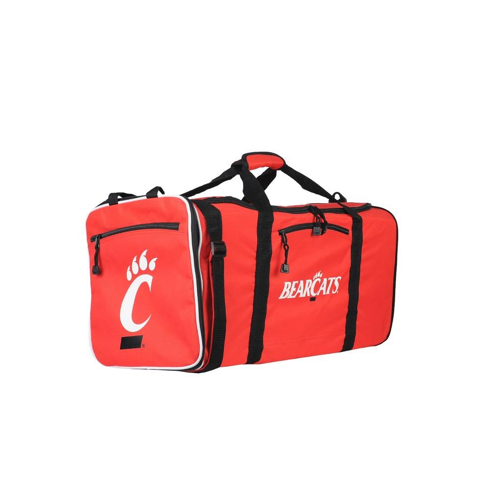 NCAA Cincinnati Bearcats Expandable Duffel Bag
