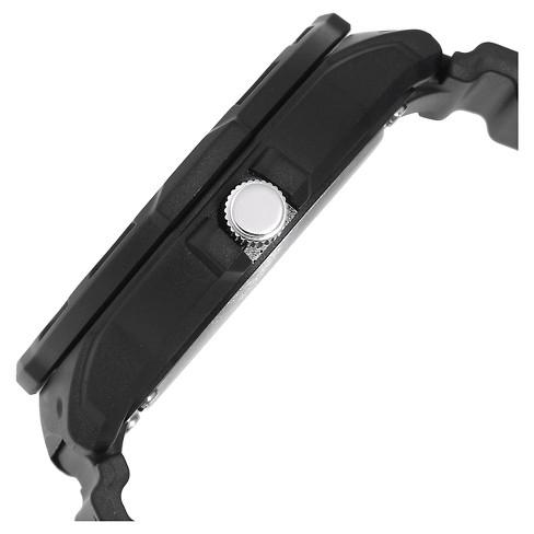 ef68a68c2 Men's Casio Dive Watch - Black (MRW200H-1BVCF) : Target