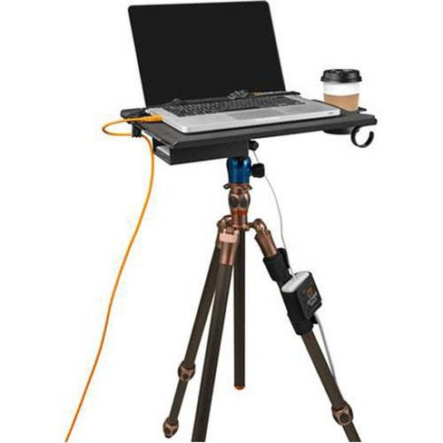 Tether Tools Pro Tethering Kit with Tether Table Aero Traveler, LAJO-4 ProBracket, Aero ProPad and Aero Cup Holder - image 1 of 4