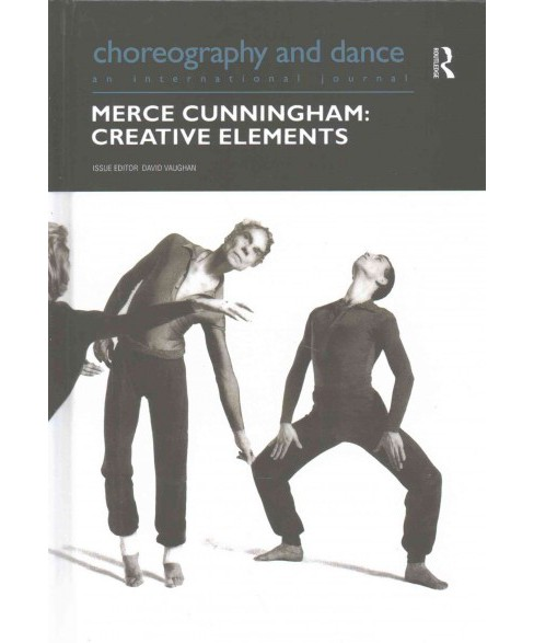 Merce Cunningham : Creative Elements (Hardcover) - image 1 of 1