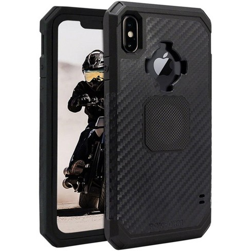Rokform Rugged Case for iPhone XS Max: Black - image 1 of 4