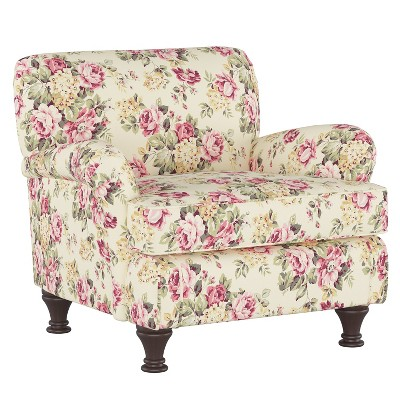 Kids' Roll Arm Chair Cluster Faded Red - Simply Shabby Chic®