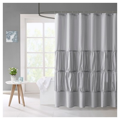 Shower Curtain - Gray
