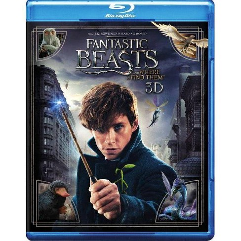 Fantastic Beasts and Where to Find Them (3D) (Blu-ray) - image 1 of 1