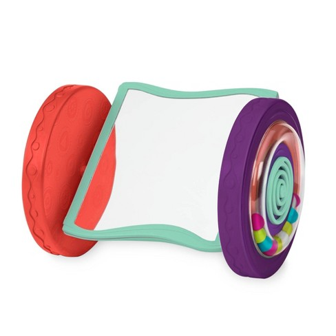 B. toys Crawl & Roll Mirror Toy Looky-Looky - image 1 of 4