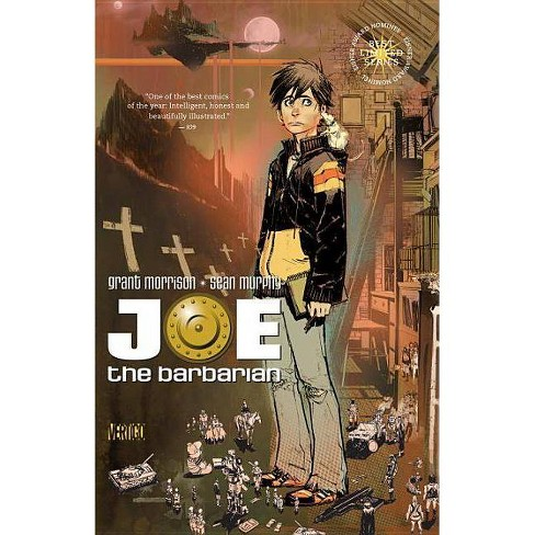 Joe the Barbarian - by  Grant Morrison (Paperback) - image 1 of 1