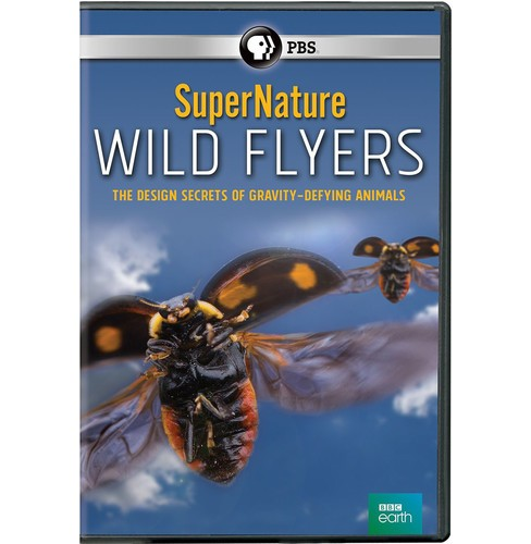 Super nature:Wild flyers (DVD) - image 1 of 1
