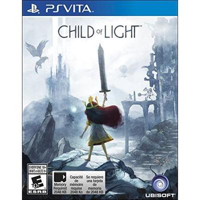 Child of Light PSV