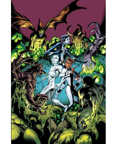 All-New X-Men Inevitable 3 : Hell Hath So Much Fury (Paperback) (Dennis Hopeless) - image 1 of 1