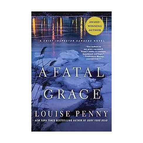Fatal Grace Reprint Paperback Louise Penny Target
