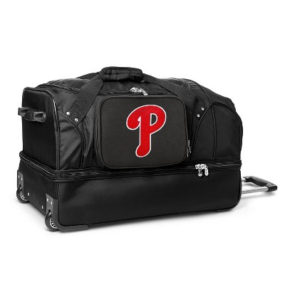 "MLB Mojo 27"" Rolling Drop Bottom Duffel Bag"