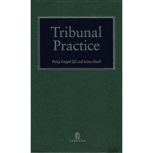 Tribunal Practice - by  Philip Coppel & Saima Hanif (Hardcover) - image 1 of 1