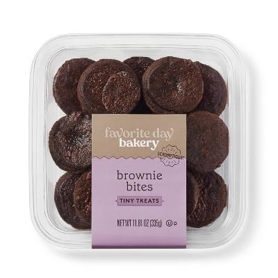 Brownie Bites - 11.81oz - Favorite Day™
