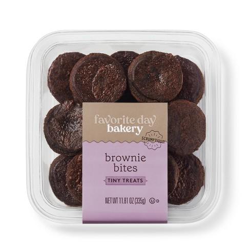 Brownie Bites - 11.81oz - Favorite Day™ - image 1 of 3