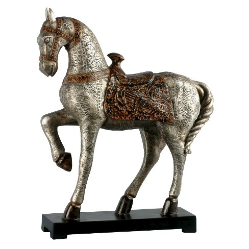 Abbyson Living Bronze Horse Figure - image 1 of 3