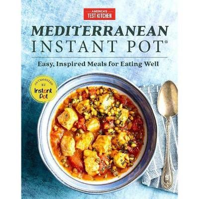 Mediterranean Instant Pot - (Hardcover)