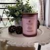 Glass Jar Candle Cranberry Dahlia - Chesapeake Bay Candle - image 4 of 4