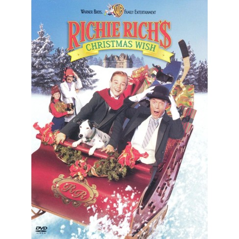 Richie rich\'s christmas wish (DVD) : Target