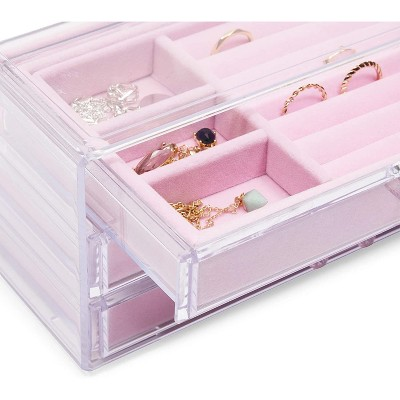 Valentine\u2019s Day gifts for her for women small jewelry box Valentine\u2019s Day gifts for women jewelry storage Jewelry box for women