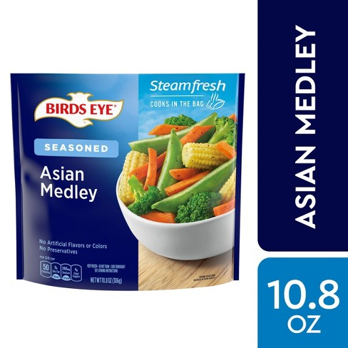 Birds Eye Steamfresh Asian Medley Frozen Vegetables - 10.8oz - image 1 of 4