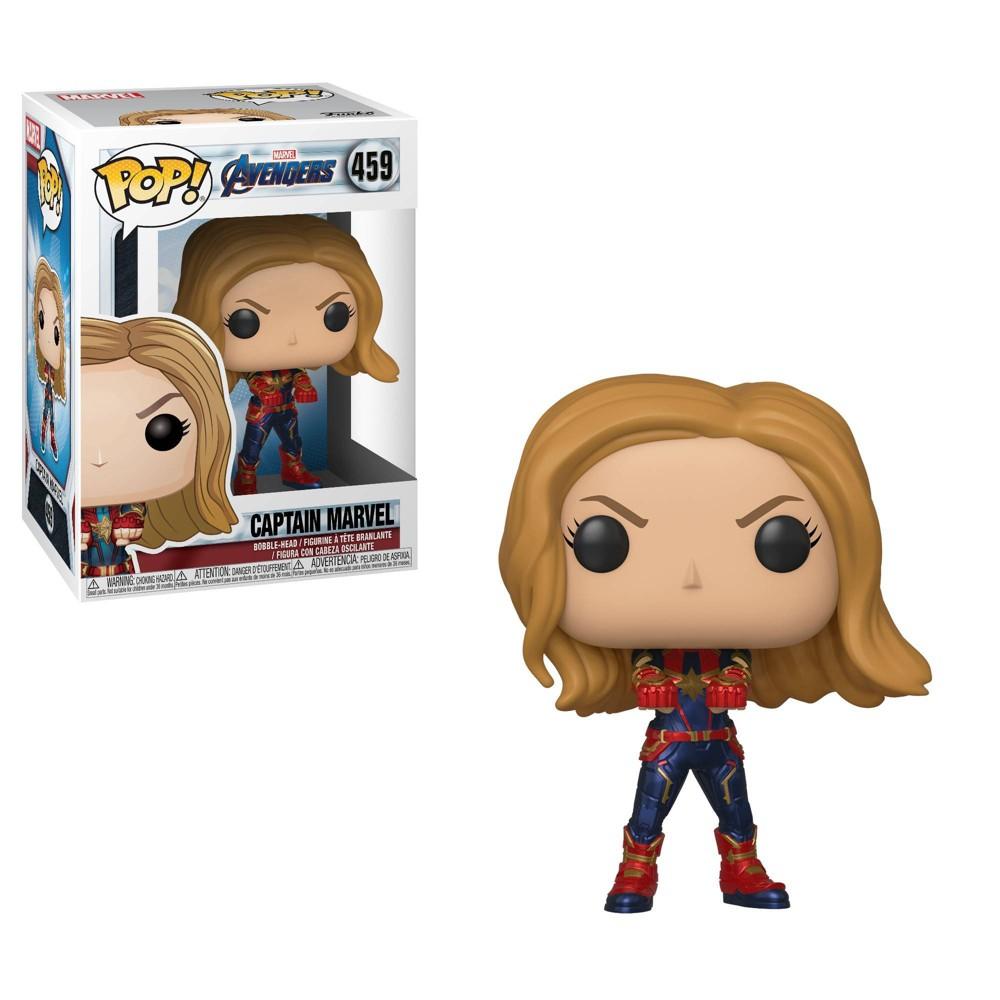 Funko Pop! Marvel: Avengers: Endgame - Captain Marvel