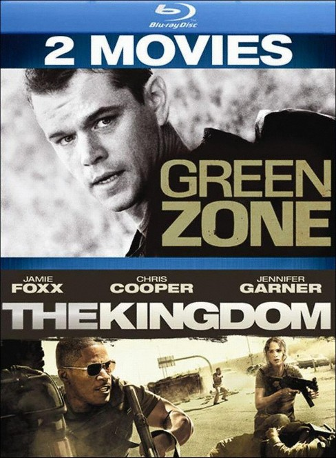 Green Zone/Kingdom (Blu-ray) - image 1 of 1