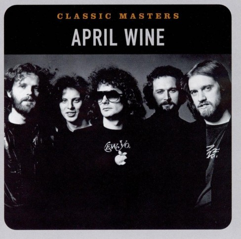 April wine - Classic masters (CD) - image 1 of 1