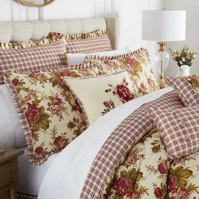 Norfolk Comforter Set - Waverly