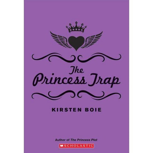 The Princess Trap - by  Kirsten Boie (Paperback) - image 1 of 1