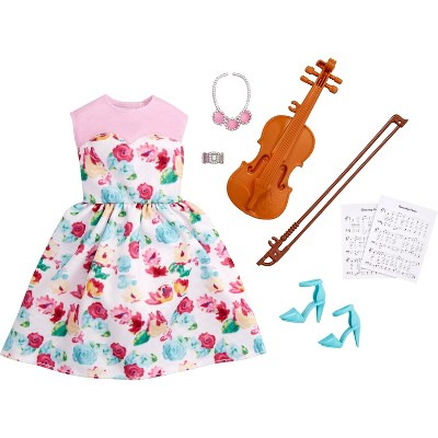 Barbie: Big City, Big Dreams Violin Fashion Pack