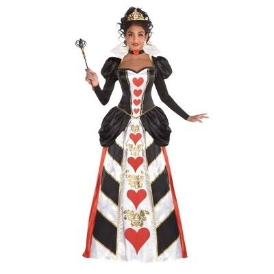 Adult Red Queen Halloween Costume