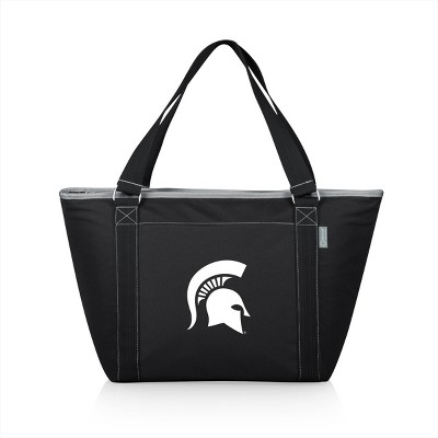 NCAA Michigan State Spartans Topanga Cooler Tote Bag - Black