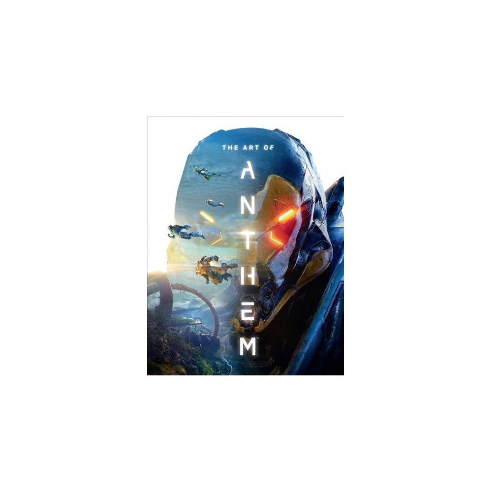 Art of Anthem - (Hardcover)