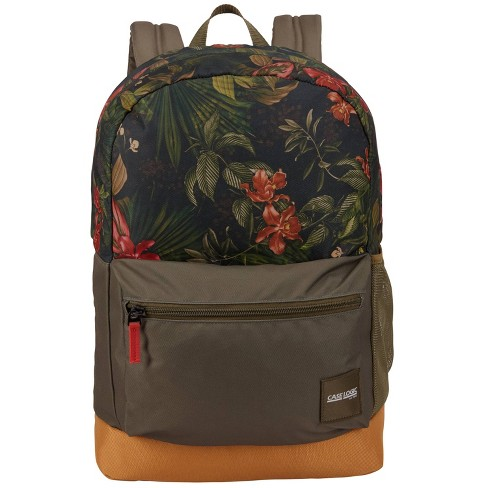 """Case Logic 17.7"""" Commence Backpack - Black - image 1 of 4"""