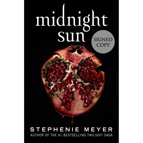 Midnight Sun (Twilight Saga) - Signed Edition by Stephenie Meyer (Hardcover) - image 1 of 1