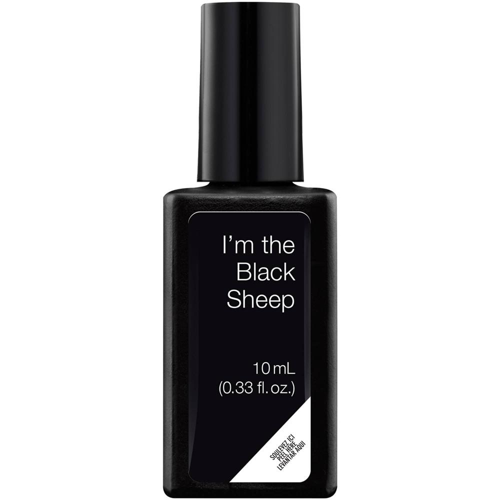 Image of SensatioNail Express Gel Polish I'm The Black Sheep .494Fl Oz, Size: .494 fl oz