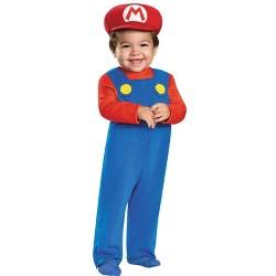 Baby Boys' Mario Costume 12-18M - Disguise