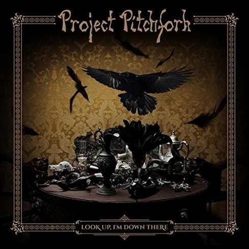 Project Pitchfork - Look Up I'm Down There (CD) - image 1 of 1